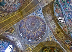 Vank church vault (maccdc) Tags: church museum iran esfahan genocide armenian vank