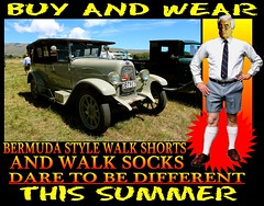 Bermuda Walk socks With Old Cars 3 (Tweed Jacket + Cavalry Twill Trousers = Perfect) Tags: auto newzealand christchurch summer guy london classic cars wearing car socks canon vintage golf walking clothing sock vintagecar legs sommer hamilton sydney eu australia darwin nelson guys brisbane clothes vehicles auckland golfing nz wellington vehicle dunedin shorts bermuda hastings knees kiwi knee carshow golfers golfer bloke kneesocks kiwiana tubesocks longsocks bermudashorts kneesock golffashion tallsocks golfsocks vintagecarclub abovetheknee pullupyoursocks wearingshorts walkshorts walkshort wearingsocks walksocks bermudasocks brexit healthsocks abovethecalfsocks