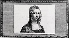 """Engraving from Leonardo Da Vinci's """"Treatise on Painting"""" Paris: Jacques Langlois, 1651. Large Folio. First French & first printed edition (lhboudreau) Tags: woman paris art lady illustration vintage print french book etching artist drawing antique framed 17thcentury monalisa davinci illustrations drawings books engraving frame prints leonardo folio renaissance antiquarian bookart bookillustration engravings hardcover etchings leonardodavinci frenchbook firstedition illustratedbooks antiquebook arttheory illustratedbook 1651 1540 italianwoman melzi seventeenthcentury hardcovers hardcoverbooks francescomelzi antiquarianbook hardcoverbook frenchedition classicillustration onpainting folioedition surlapeinture classicillustrations treatiseonpainting traittedelapeinture firstprintededition jacqueslanglois largefolio firstfrenchedition leonardospupil"""