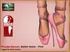 Bliensen - Private Dancer - Pink (Plurabelle Laszlo of Bliensen + MaiTai) Tags: romp fetishshoes balletheels highheels secondlife sl bliensenmaitai bliensen
