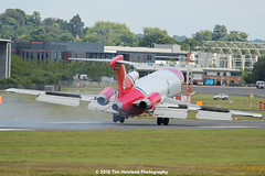 Boeing 727-200 G-OSRA Oil Spill Response (timhow) Tags: airshow oil boeing spill farnborough response sra 727 2016 b727200