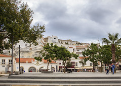 Albufeira (Hans van der Boom) Tags: europe portugal algarve vacation holiday albufeira town square pt