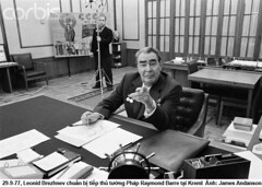 42-15139609 (ngao5) Tags: 2 portrait people men office europe desk russia furniture moscow room president gesturing males prominentpersons government leader whites pointing adults kremlin russians ussr europeans headandshoulders midadult midadultman senioradult seniorman easterneuropeans leonidbrezhnev soviets governmentofficial politicalleader unionofsovietsocialistrepublics supremesoviet
