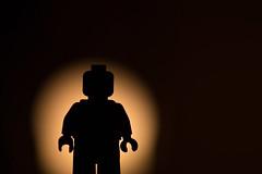 lego dude (Tony Frampton) Tags: lego silhouette 52frames