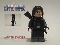 Winter Soldier-Civil War (alansb911) Tags: lego marvel civl war upgraded soldier winter