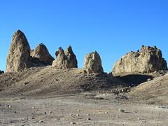 Trona Pinnacles #6 (jimsawthat) Tags: geology erosion hoodoos rural ridgecrest california tronapinnacles highdesert