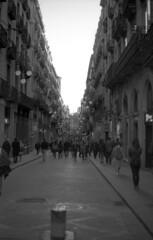 Barcelona_14 (Alegsu) Tags: barcelona blackwhite analgico