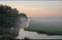 Poldermist (Peterbijkerk.eu Photography) Tags: zonsopkomst fog mist nevel peterbijkerkeu sunrise grootschermer noordholland nederland nl