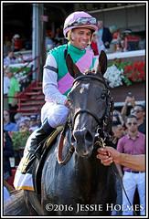 Flintshire (Spruceton Spook) Tags: saratoga horseracing horses flintshire sworddancerinvitational javiercastellano