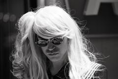 Undercover (Pedalhead'71) Tags: nikonf100 kodak tmax400 epsonv800 silverfast8 seattle streetphotography