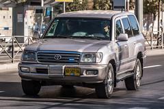 9350714 (rOOmUSh) Tags: gray landcruiser toyota antennas strobe shimonperes funeral motorcades