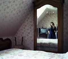J. (denzzz) Tags: portrait analogphotography filmphotography pentax67 6x7 kodak portra400 wallpaper smc75mm28al