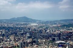 Taipei (Jurek.P - business trip) Tags: taipei taiwan taipei101 cityskyline cityscape city asia skyscrapers birdeyeview jurekp sonya77