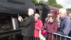 Flying Scotsman 60103 at Rawtenstall ELR (mrrobertwade (wadey)) Tags: nigel gresley eastlancashirerailway 4472 rossendale robertwade lancashire wadeyphotos