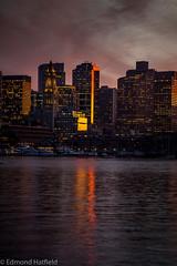 Boston Fire (shyto) Tags: boston 500px facebook sunset eastboston edmondhatfield flickr