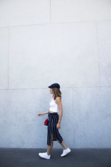 blog mode Lucinda (blogdelucinda) Tags: blog mode de lucinda french fashion blogger bloggin blogging blogueuse lyon lyonnaise paris france rue street streetstyle style tendance trendy photo look daily navy beret bleu blanc rouge reebok classic naked onna ehrlich zara nakd