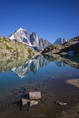 Lac Blanc with Aguille Verte and Grand Jorasses (Bernhard_Thum) Tags: bernhardthum thum lacblanc aguilleverte grandjorasses montblanc alps leicam carlzeiss distagont1435 zm distagon3514zm nature elitephotography capturenature landscapesdreams