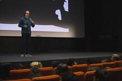 Ian Mistrorigo 035 (Cinemazero) Tags: pordenone silentfilmfestival cinemazero ianmistrorigo busterkeaton matine cinemamuto pianoforte