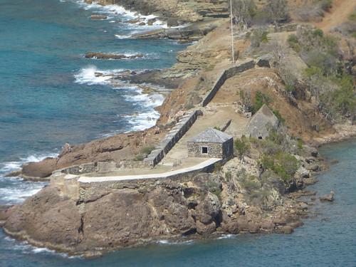English Harbor in Antigua