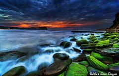 0S1A9431enthuse (Steve Daggar) Tags: ocean seascape beach sunrise oceanpool macmastersbeach