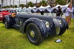 1939 Lagonda V12 Tourer (dmentd) Tags: 1939 v12 lagonda tourer