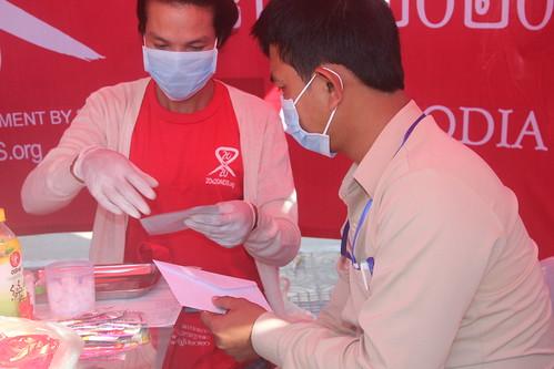 World AIDS Day 2014 - Cambodia