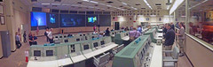 Historic Mission Control Panorama