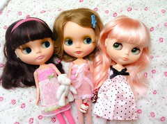 My Tweedly Do Daisy, French Trench Hattie, Stella Savannah Jenna