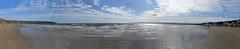 filey_brigg panoramic (robdphotographer) Tags: uk panorama beach canon photography coast yorkshire photoblog coastal filey eastyorkshire follow4follow like4like robdphotographer