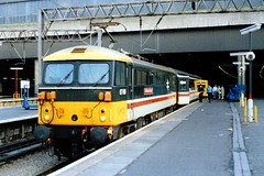 87019 London Euston 1989 (jonf45 - 5 million views -Thank you) Tags: city electric br rail trains class british locomotive railways 87 intercity inter 87019