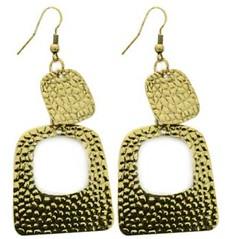 5th Avenue Brass Earrings P5031A-3