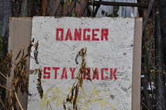 Danger (Howard TJ) Tags: columbus ohio abandoned broken decay 614 degraded franklinton ohiodecay 614artists