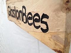 GlastonBees Signage