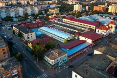 - (votangis) Tags: building architecture nikon market outdoor ukraine hdr    khmelnitsky  d5000  khmelnytskyi khmelnytskyioblast