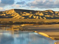 Jurassic Colorado [Explored] (Arizphotodude) Tags: nature water canon river landscape sand colorado stream desert dinosaur naturalbeauty goldenhour yampariver g15