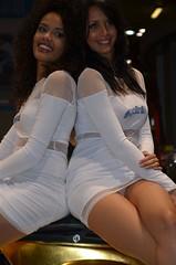 Eicma 2014 Model (326) (Pier Romano) Tags: woman sexy girl beautiful model legs milano babe salone moto motorcycle belle upskirt donne hostess bella bellezza fiera gambe ciclo esposizione rho 2014 ragazze modelle eicma polini