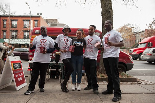 World AIDS Day 2014: USA - New York