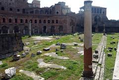 Trajan's Forum Exedra