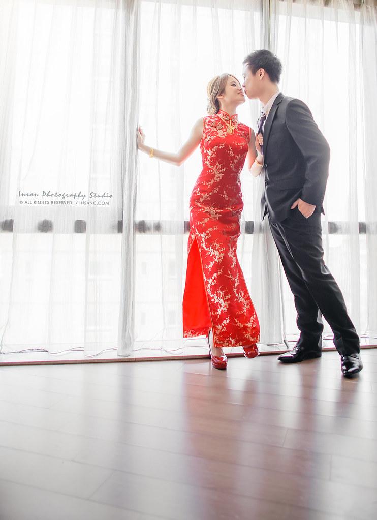 [婚禮記錄] David + Zina // 文定@ {桃園.尊爵天際飯店}
