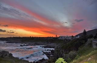 Sunset - Hermanus, South Africa