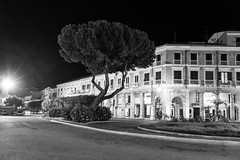 Inmytown (BTizianoPhoto) Tags: italy fuji south fujifilm kr piazza c20 portici calabria nightscapes crotone pitagora