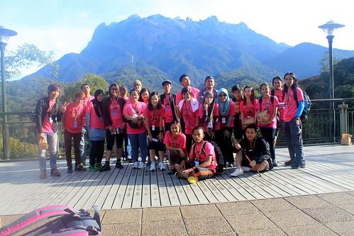 Tinggi-tinggi Gunung Kinabalu