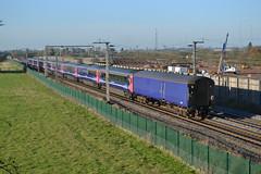 FGW Stock Move - Barby Nortoft (AJHigham) Tags: west coast great stock first railway spoon move class company western coaching 47 daventry fgw dirft 47804 wcrc 47237 barbynortoft 5v00