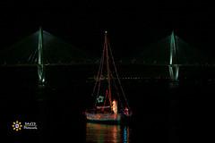 boat parade-12 (horusfalcon35) Tags: christmas holiday sc canon boats eos lights parade charleston 6d tamron70200mmf28vc