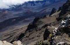 Haleakalacraterwall (dougschlock) Tags: landscape hawaii lava maui crater haleakalas