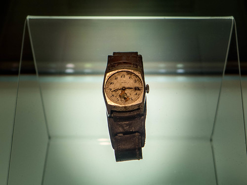Watch in the Hiroshima Peace Memorial Mu by Mustang Joe, on Flickr