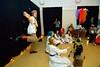 Göteborgs Lucia 2014 besöker musikstudion