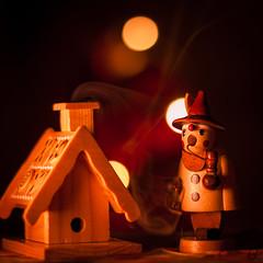 christmas smell (hk.pix) Tags: christmas xmas weihnachten lights navidad advent time smoke smell dekoration