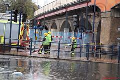 3841-07x (FR Pix) Tags: rescue london water river fire flooding lewisham vale burst banks brigade ravensbourne se13 loampit ravensborne