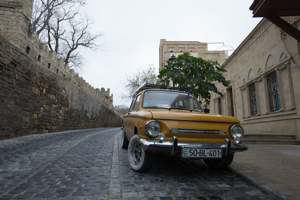 Old town Baku